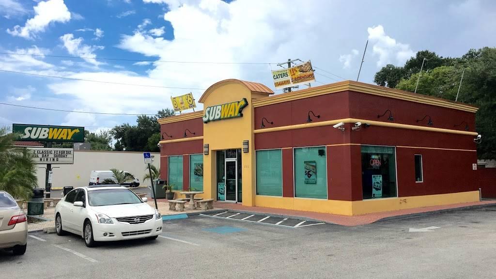 Subway - meal takeaway  | Photo 4 of 6 | Address: 2502 N Dale Mabry Hwy, Tampa, FL 33607, USA | Phone: (813) 350-0727