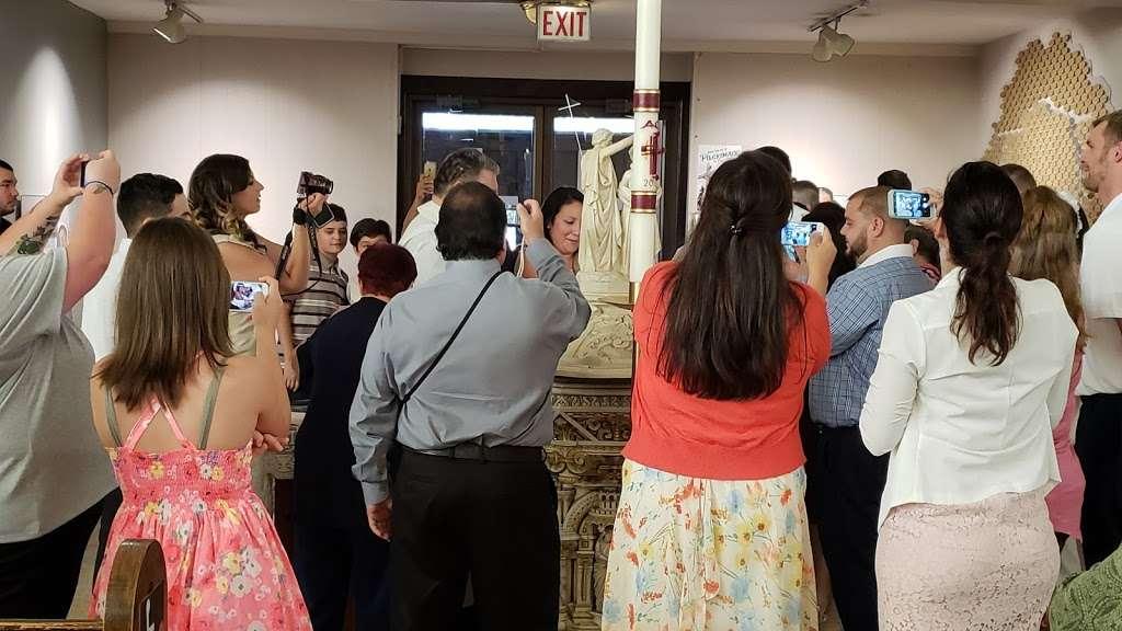 St Florian Church - church  | Photo 6 of 6 | Address: 13145 S Houston Ave, Chicago, IL 60633, USA | Phone: (773) 646-4877