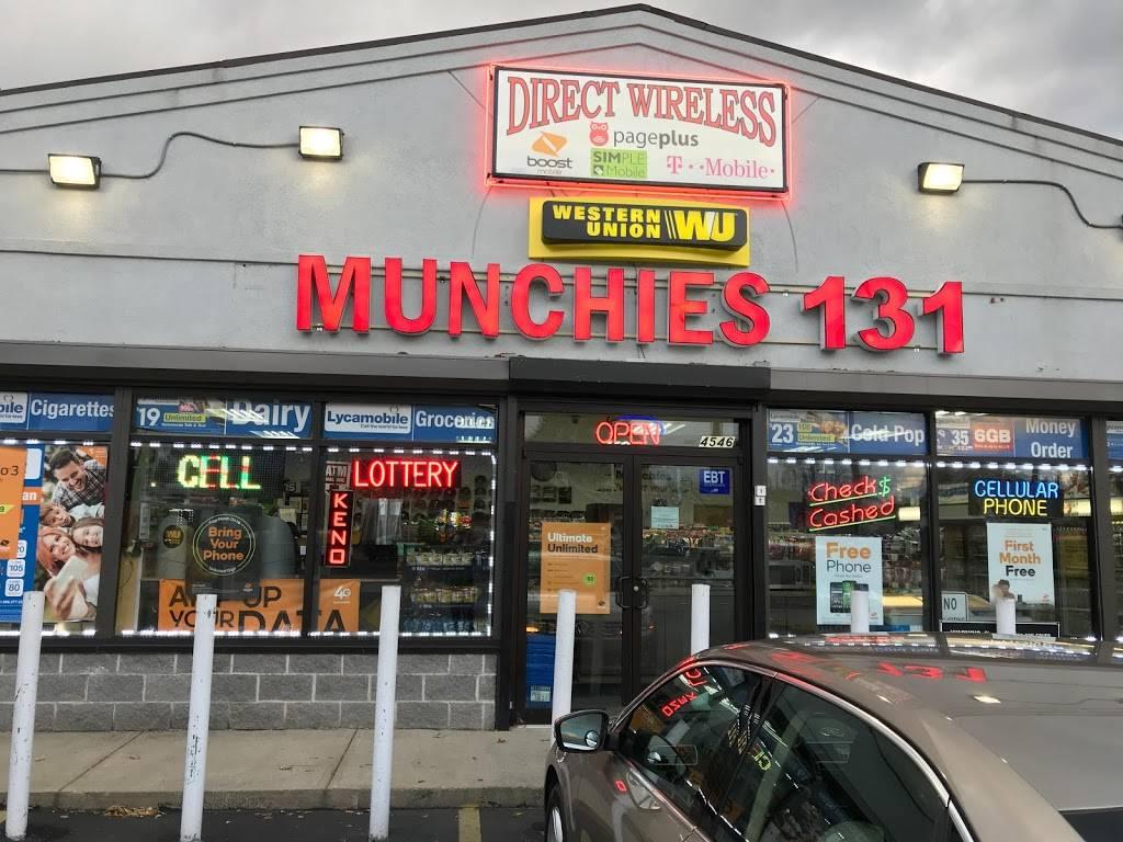 MUNCHIES 131 - electronics store  | Photo 1 of 1 | Address: 4546 E 131st St, Cleveland, OH 44105, USA | Phone: (216) 883-2991