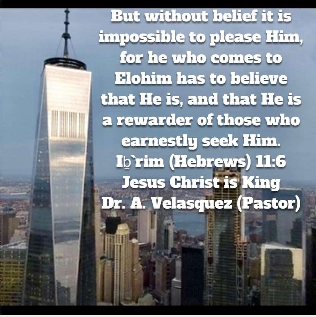 New Life Jesus Christ Inc. - church  | Photo 9 of 10 | Address: 2112 Fulton St #3l, Brooklyn, NY 11233, USA | Phone: (347) 971-3554