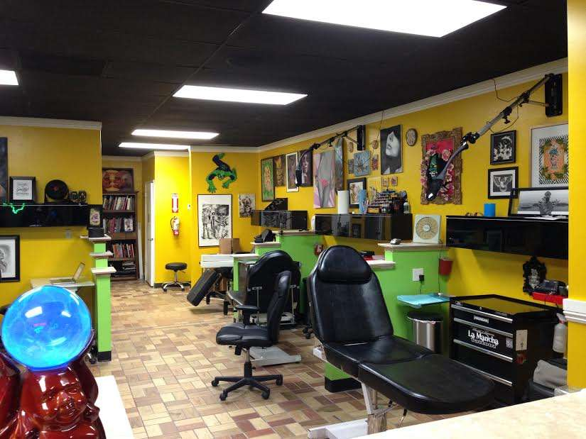 World Famous La Mancha Tattooz - art gallery  | Photo 1 of 10 | Address: 9621 Campo Rd #E, Spring Valley, CA 91977, USA | Phone: (619) 265-7426