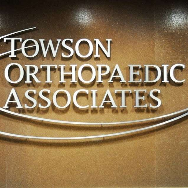 Towson Orthopaedic Associates - doctor  | Photo 2 of 2 | Address: 7505 Osler Dr # 104, Towson, MD 21204, USA | Phone: (410) 337-8888