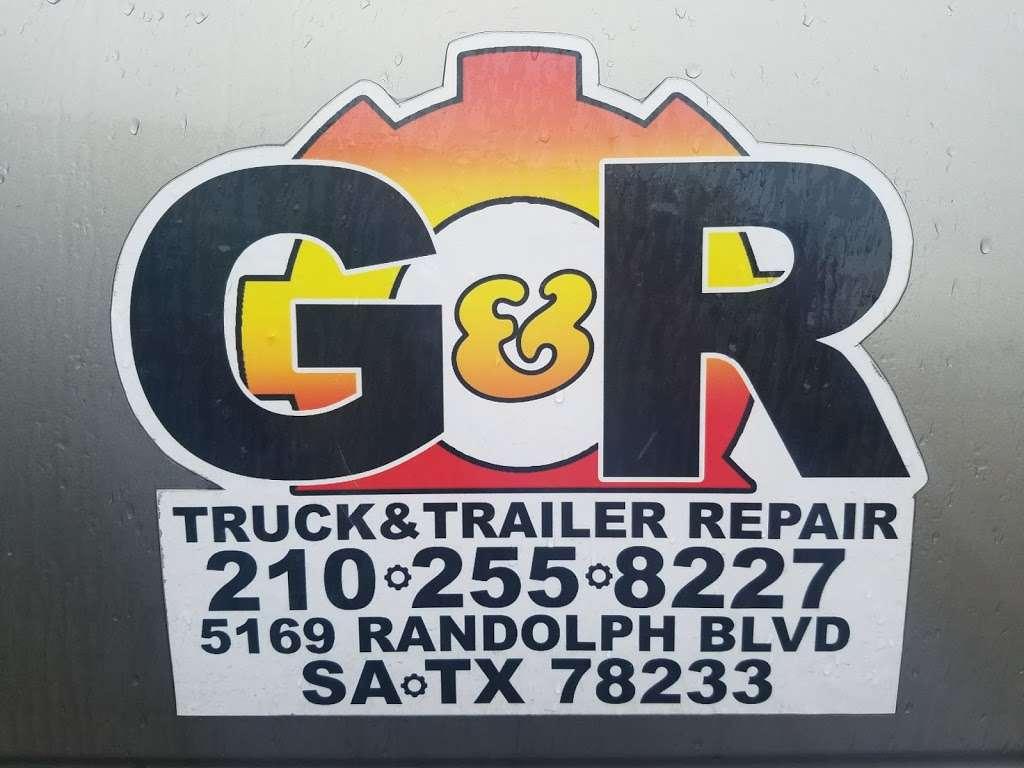 G & R TRUCK AND TRAILER REPAIR, LLC - car repair    Photo 4 of 4   Address: 6735 Walzem Rd Ste 2, San Antonio, TX 78239, USA   Phone: (210) 667-7969