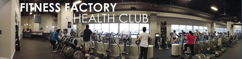 Fitness Factory Health Club - gym  | Photo 1 of 10 | Address: 521 River Rd, Edgewater, NJ 07020, USA | Phone: (201) 945-0900
