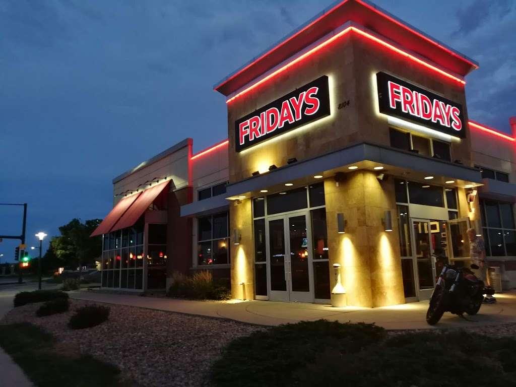 TGI Fridays - restaurant    Photo 2 of 10   Address: 8104 E 49th Dr, Denver, CO 80238, USA   Phone: (303) 371-8840