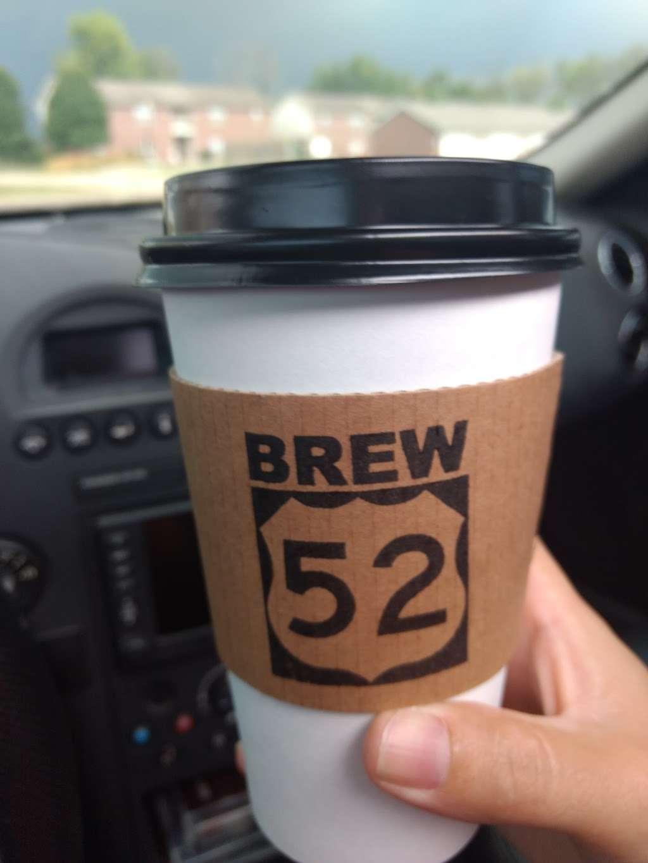 Brew 52 - cafe  | Photo 8 of 10 | Address: 4346 County Rd 500 W, New Palestine, IN 46163, USA | Phone: (317) 861-7019