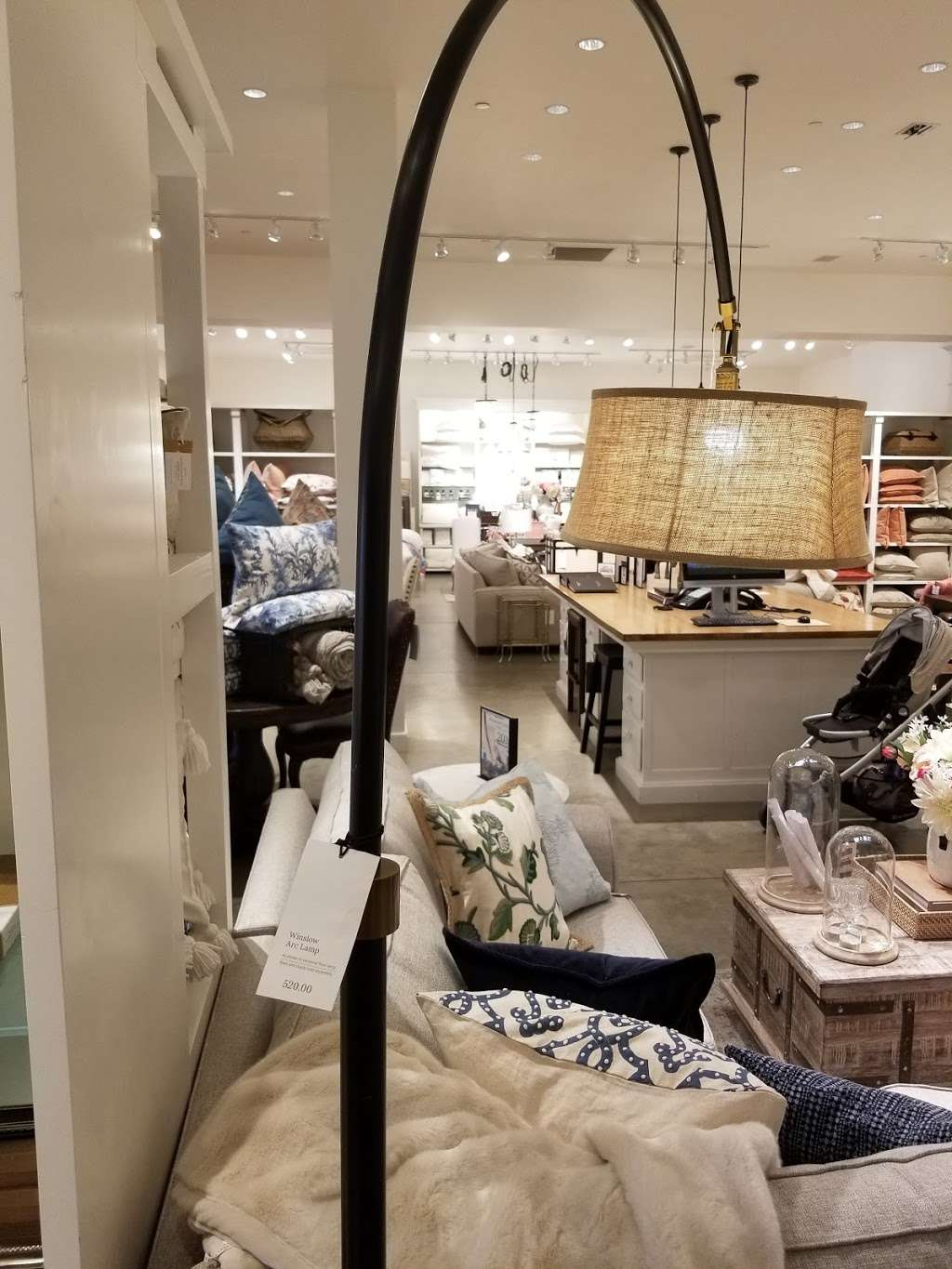 Pottery Barn - furniture store  | Photo 5 of 10 | Address: 7301 S Santa Fe Dr Unit 650, Littleton, CO 80120, USA | Phone: (303) 794-5220