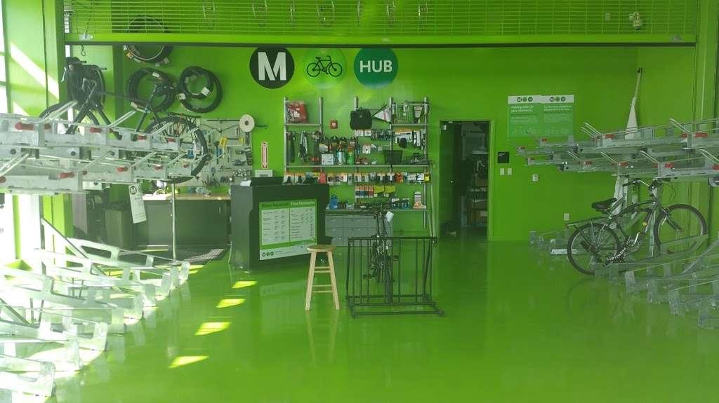 Metro Bike Hub El Monte - parking  | Photo 2 of 8 | Address: 3501 Santa Anita Ave A, El Monte, CA 91731, USA | Phone: (888) 659-2291