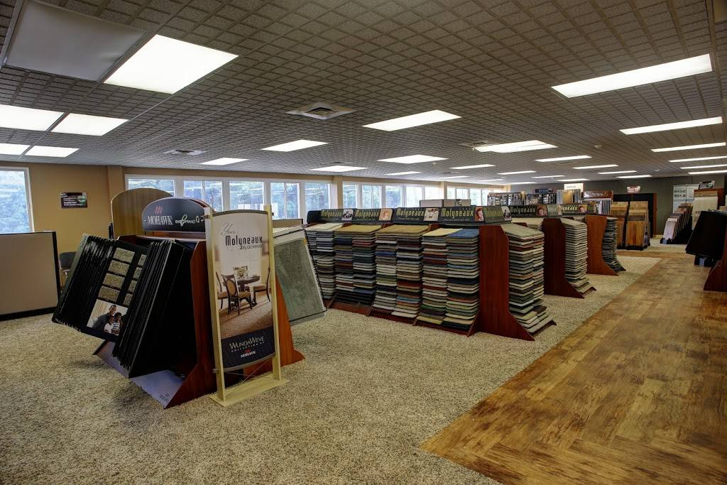 Molyneaux Tile Carpet Wood - furniture store  | Photo 9 of 10 | Address: 1665 Washington Rd, Pittsburgh, PA 15228, USA | Phone: (412) 854-2525