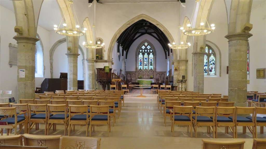 Saint John the Baptist Meopham - church    Photo 1 of 10   Address: Wrotham Rd, Meopham, Gravesend DA13 0AA, UK   Phone: 01474 813106