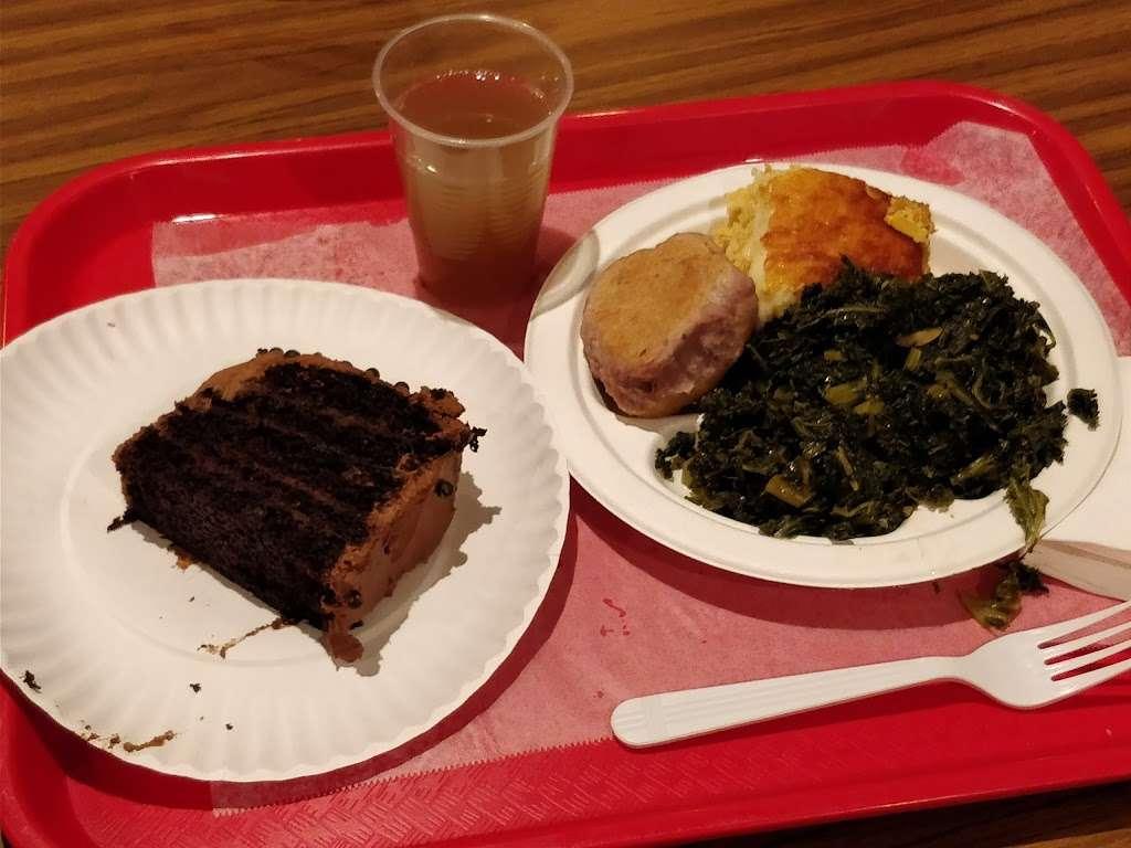 Govindas Vegetarian Lunch - restaurant  | Photo 10 of 10 | Address: 305 Schermerhorn St, Brooklyn, NY 11217, USA | Phone: (347) 249-4064