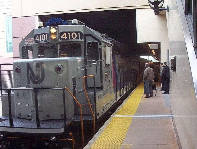 Frank R. Lautenberg Rail Station - transit station  | Photo 1 of 10 | Address: Secaucus, NJ, USA