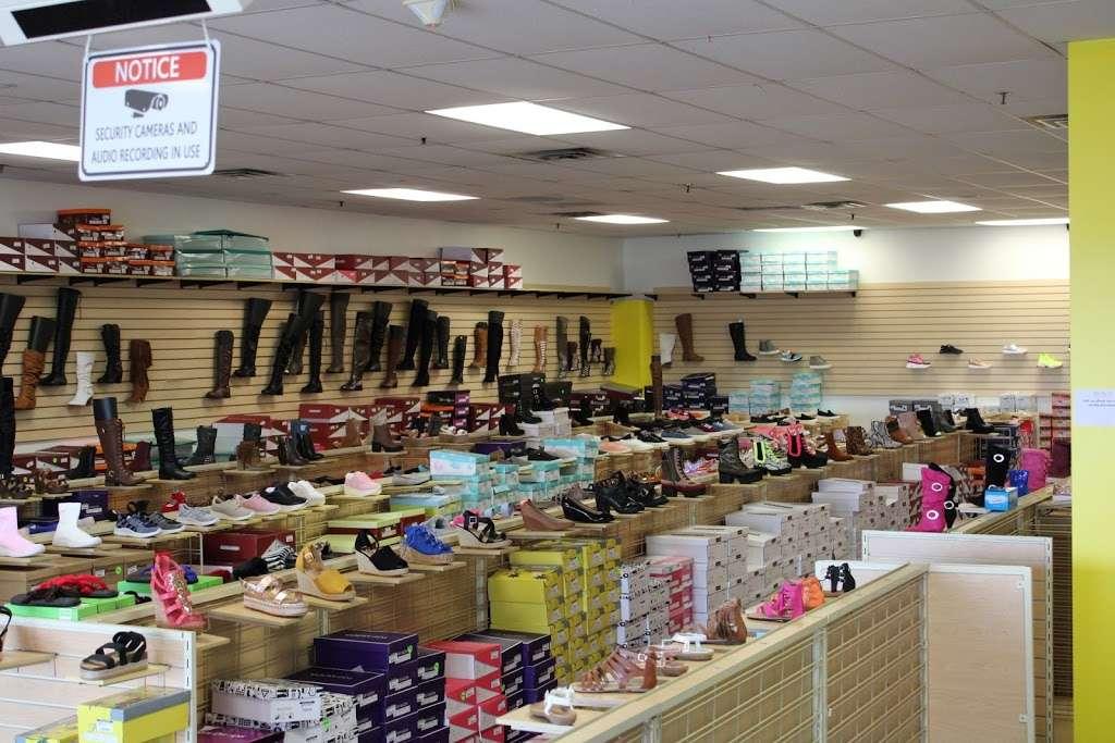 Shoe Bargain Warehouse, Cross Keys