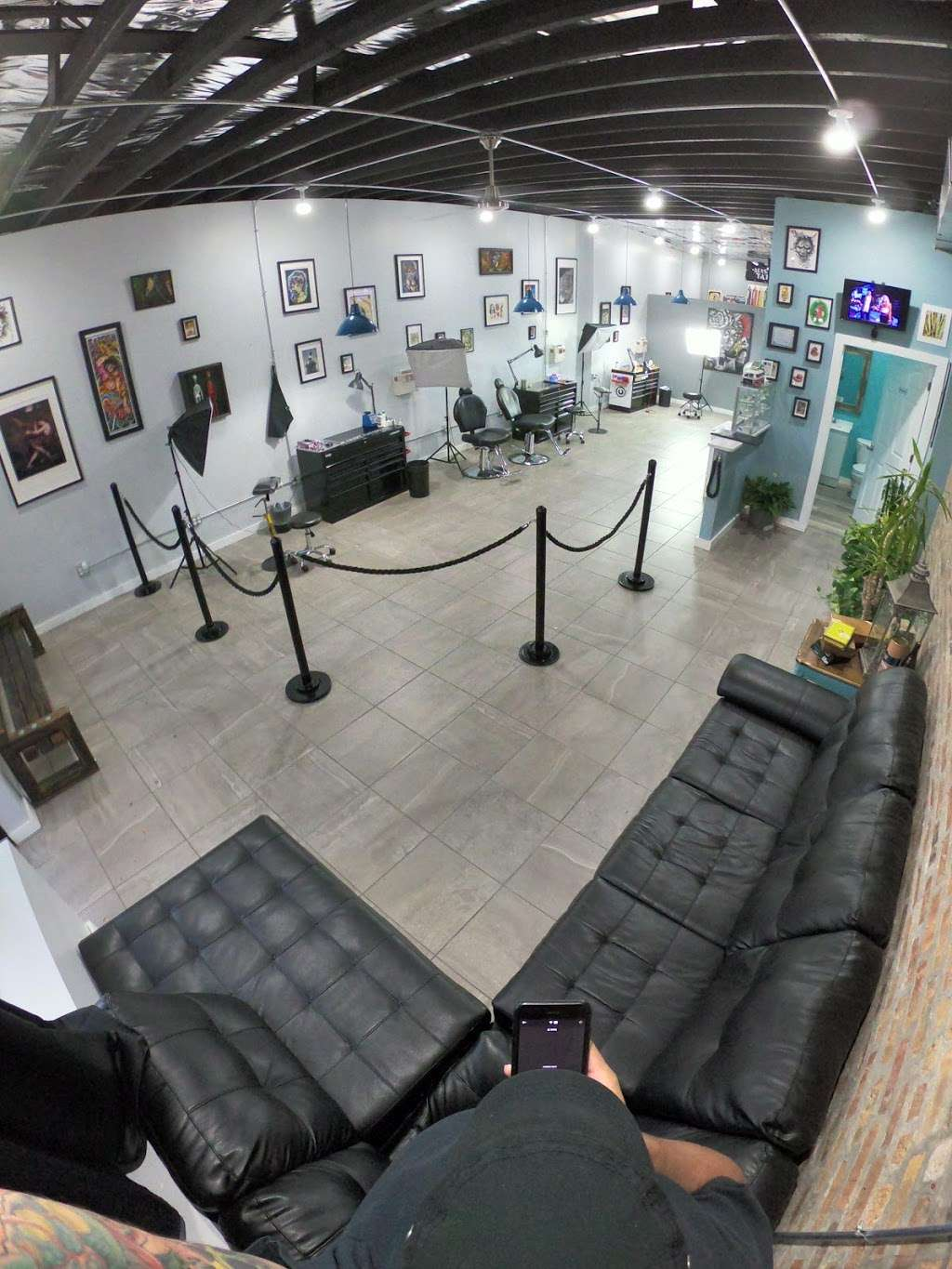 Master Craft Tattoo Co. - store  | Photo 7 of 10 | Address: 1637, 5844 S Archer Ave, Chicago, IL 60638, USA | Phone: (312) 806-4342