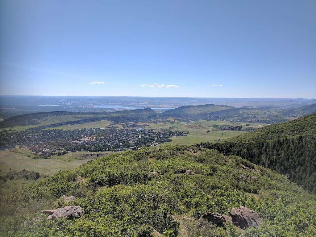 Gothic Overlook Area- Private for KC Residents - campground    Photo 10 of 10   Address: Littleton, CO 80127, USA