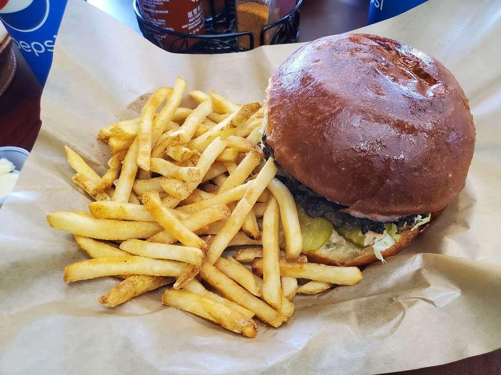 Joy Love Burgers - restaurant  | Photo 1 of 10 | Address: 13150 Farm to Market Rd 529 #101, Houston, TX 77041, USA | Phone: (281) 617-7240
