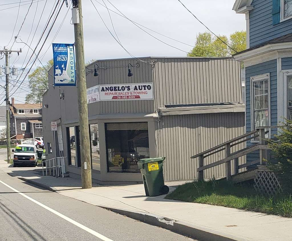 Angelos Auto Repair, Sales & Towing - car repair  | Photo 5 of 5 | Address: 40 Samoset St, Plymouth, MA 02360, USA | Phone: (781) 585-8299