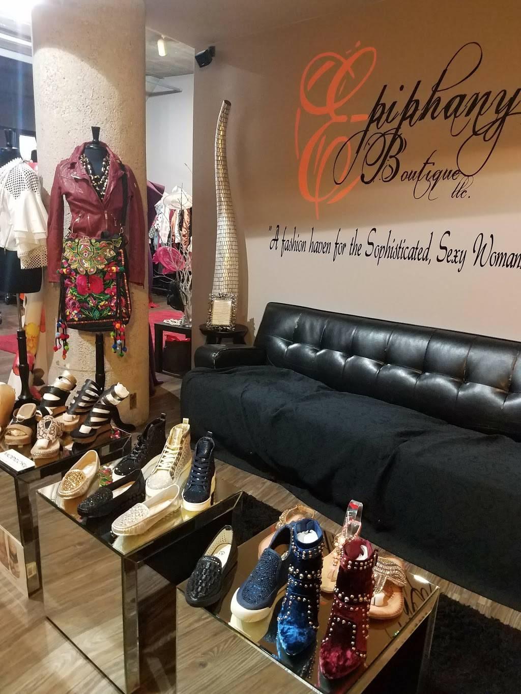 Epiphany Boutique - clothing store  | Photo 1 of 8 | Address: 3431 Locust St, St. Louis, MO 63103, USA | Phone: (314) 249-5384