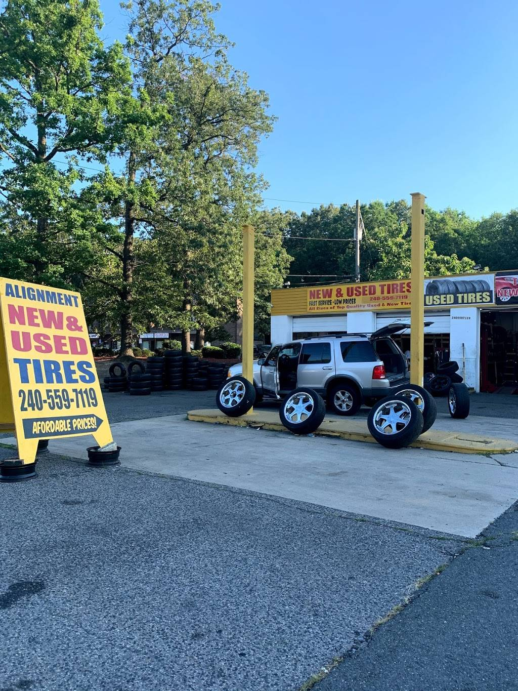 Mostafa Auto Service - car repair  | Photo 3 of 4 | Address: 6711 Suitland Rd, Morningside, MD 20746, USA | Phone: (301) 213-6168