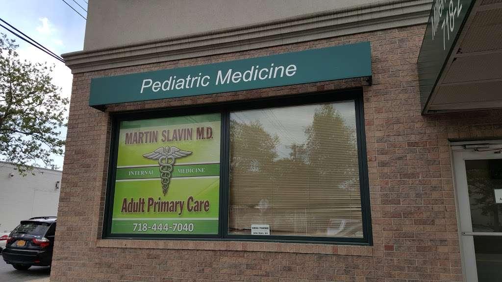 Martin Slavin MD - doctor  | Photo 2 of 2 | Address: 1583 E 66th St, Brooklyn, NY 11234, USA | Phone: (718) 444-7040