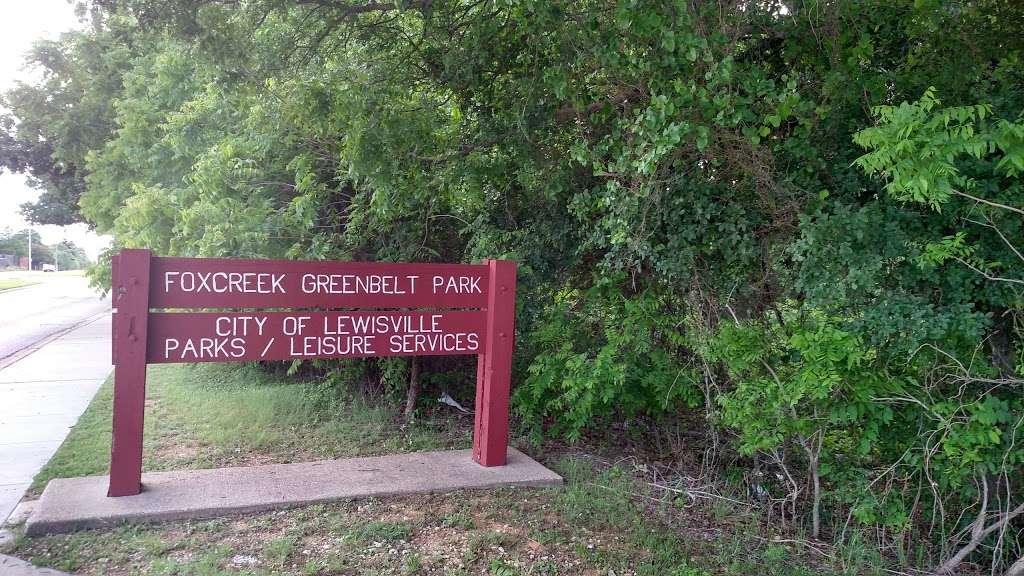 Fox Creek Greenbelt Park - park  | Photo 7 of 9 | Address: Lewisville, TX 75067, USA