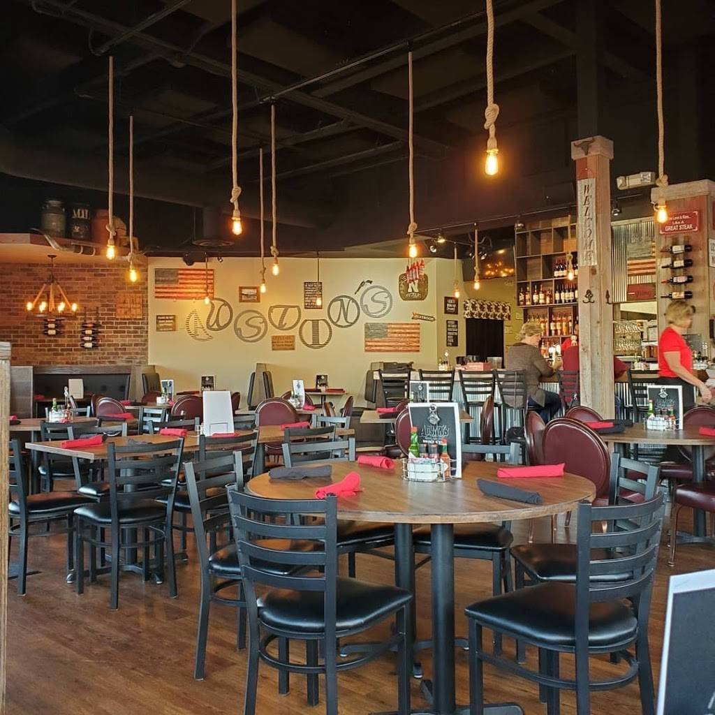 Austins Steaks and Saloon - restaurant  | Photo 3 of 7 | Address: 16920 Wright Plaza #118, Omaha, NE 68130, USA | Phone: (402) 800-3558