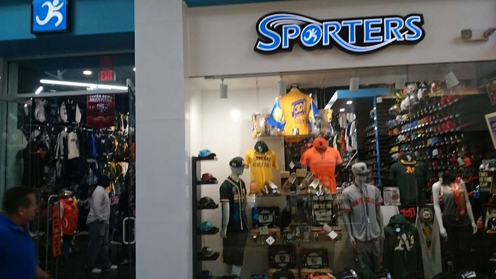 Sporters - clothing store    Photo 5 of 7   Address: 460 Great Mall Dr, Milpitas, CA 95035, USA   Phone: (408) 942-7767
