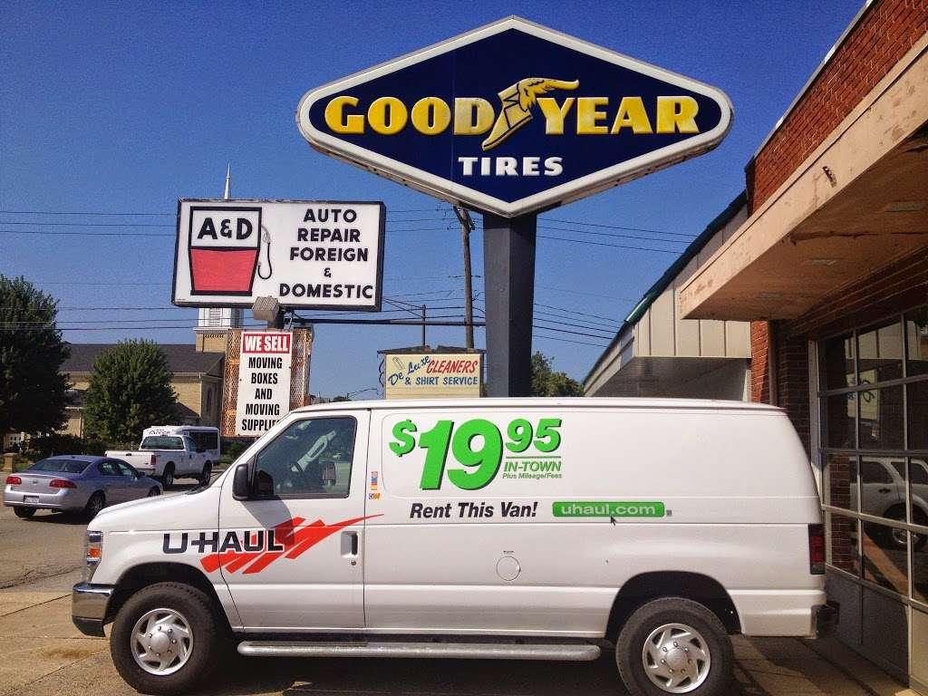 Abe & Docs Goodyear Service - moving company    Photo 8 of 10   Address: 108 S Batavia Ave, Batavia, IL 60510, USA   Phone: (630) 879-5010