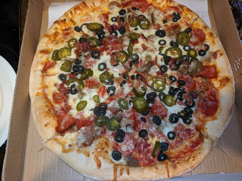 Sergios Pizza - meal delivery  | Photo 2 of 10 | Address: 7440 Louisburg Rd, Raleigh, NC 27616, USA | Phone: (919) 876-3116