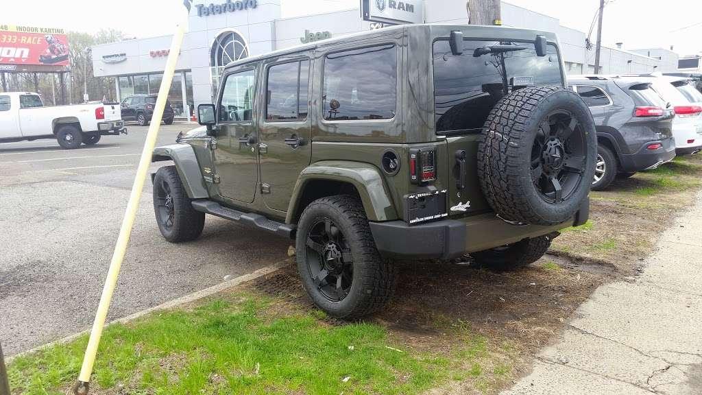 Teterboro Chrysler Jeep Dodge RAM - car repair  | Photo 10 of 10 | Address: 469 US-46, Little Ferry, NJ 07643, USA | Phone: (201) 440-0222