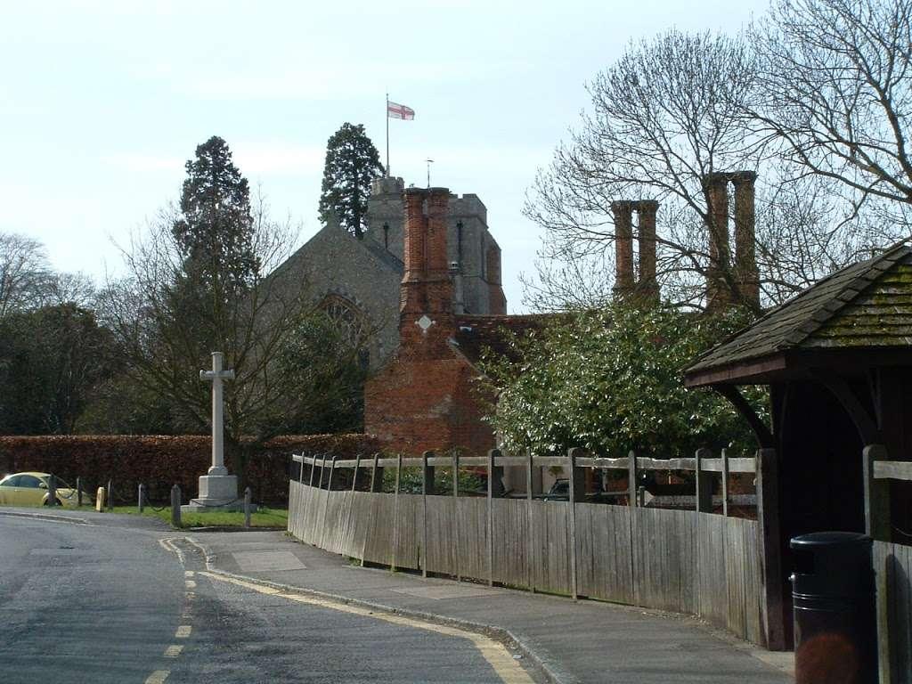 Great Waltham Church - church  | Photo 9 of 10 | Address: Great Waltham, Chelmsford Rd, Chelmsford, Great Waltham, Chelmsford CM3 1AR, UK | Phone: 01245 364081