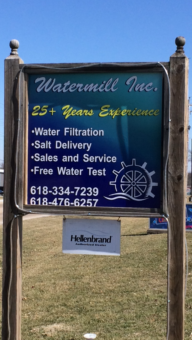 Watermill Incorporated - store  | Photo 2 of 2 | Address: 530 E Washington St, Millstadt, IL 62260, USA | Phone: (618) 476-6257