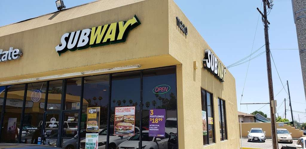 Subway - meal takeaway  | Photo 5 of 10 | Address: 11220 Laurel Canyon Blvd Unit 101, Mission Hills, CA 91340, USA | Phone: (818) 838-3532