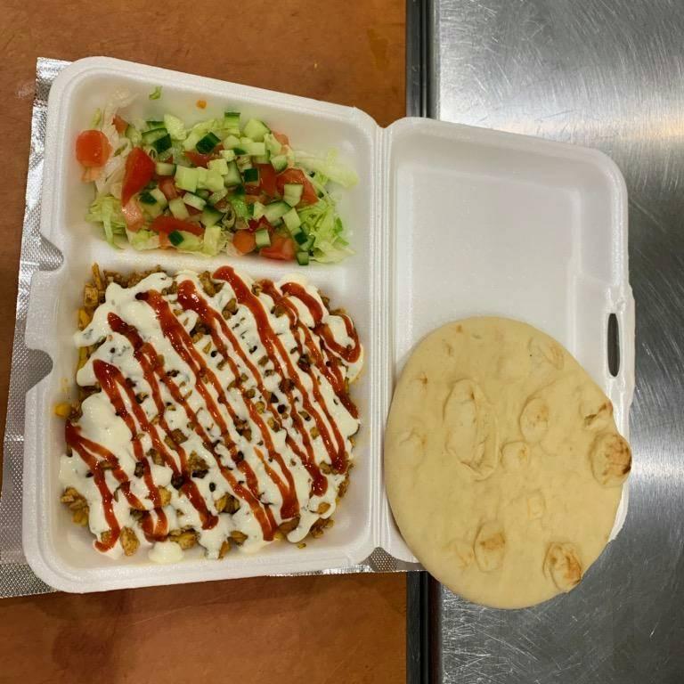Mr. Chicken Shawarma - restaurant  | Photo 5 of 7 | Address: 1 Walden Galleria space l201, Buffalo, NY 14225, USA | Phone: (716) 685-4100