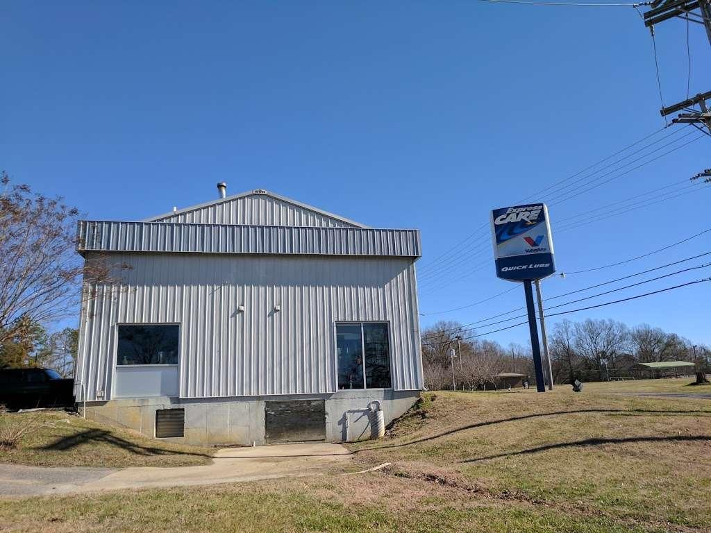 Valvoline Express Care - car repair  | Photo 3 of 4 | Address: 1401 E Main St, Cherryville, NC 28021, USA | Phone: (704) 435-3788