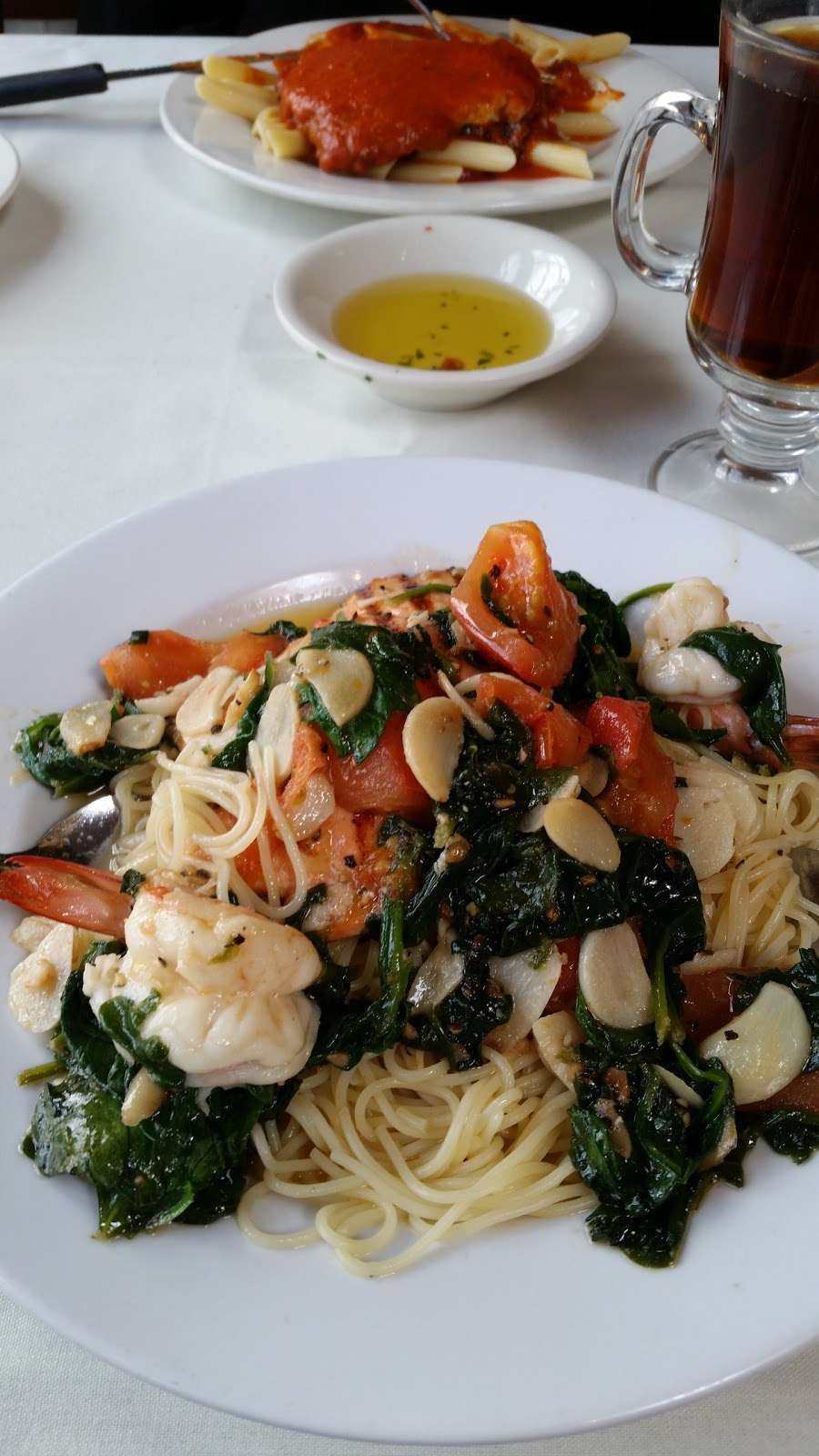 Due Amici Italian Grill - restaurant  | Photo 4 of 10 | Address: 2114 Branch Pike, Cinnaminson, NJ 08077, USA | Phone: (856) 303-8828