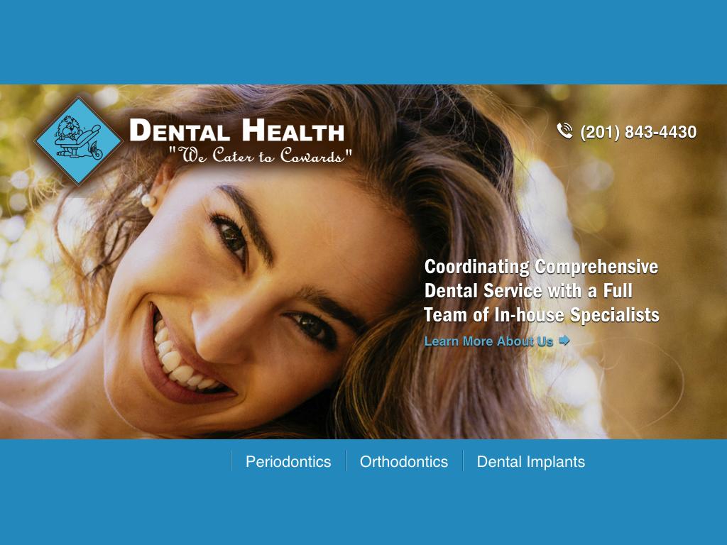 Dental Health, Paltac and Associates - dentist  | Photo 5 of 8 | Address: 40 Mayhill St, Saddle Brook, NJ 07663, USA | Phone: (201) 843-4430