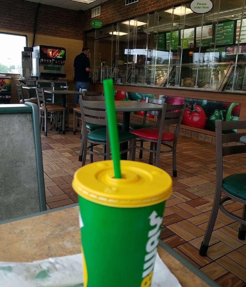 Subway - restaurant  | Photo 2 of 6 | Address: 3400 Grant St, Gary, IN 46408, USA | Phone: (219) 887-3000
