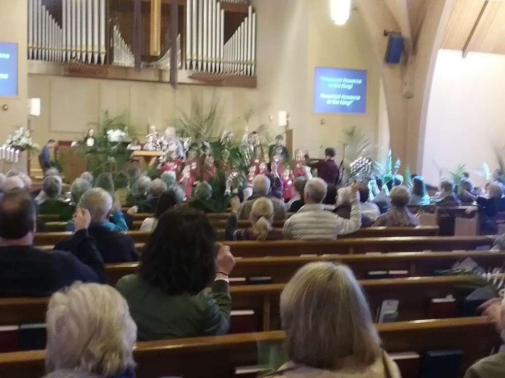 Trinity Presbyterian Church - church    Photo 8 of 10   Address: 1106 Alameda de las Pulgas, San Carlos, CA 94070, USA   Phone: (650) 593-8226
