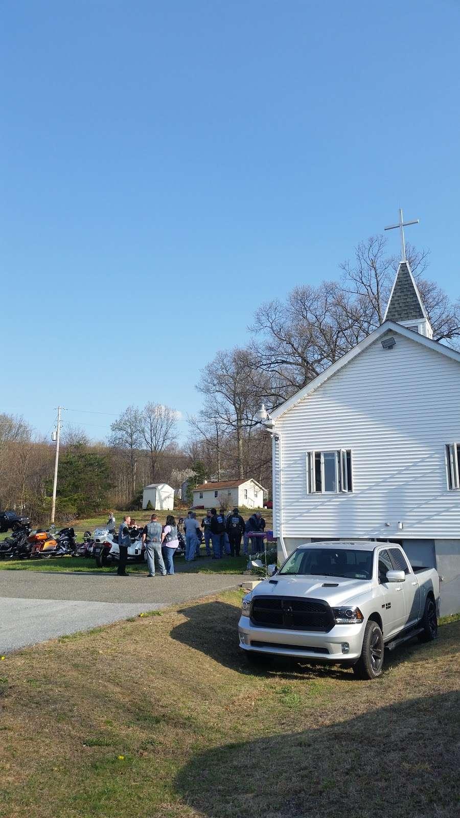 The Biker CHURCH - church  | Photo 4 of 10 | Address: 36-98 Chapel Ln, Boyertown, PA 19512, USA | Phone: (610) 367-7570
