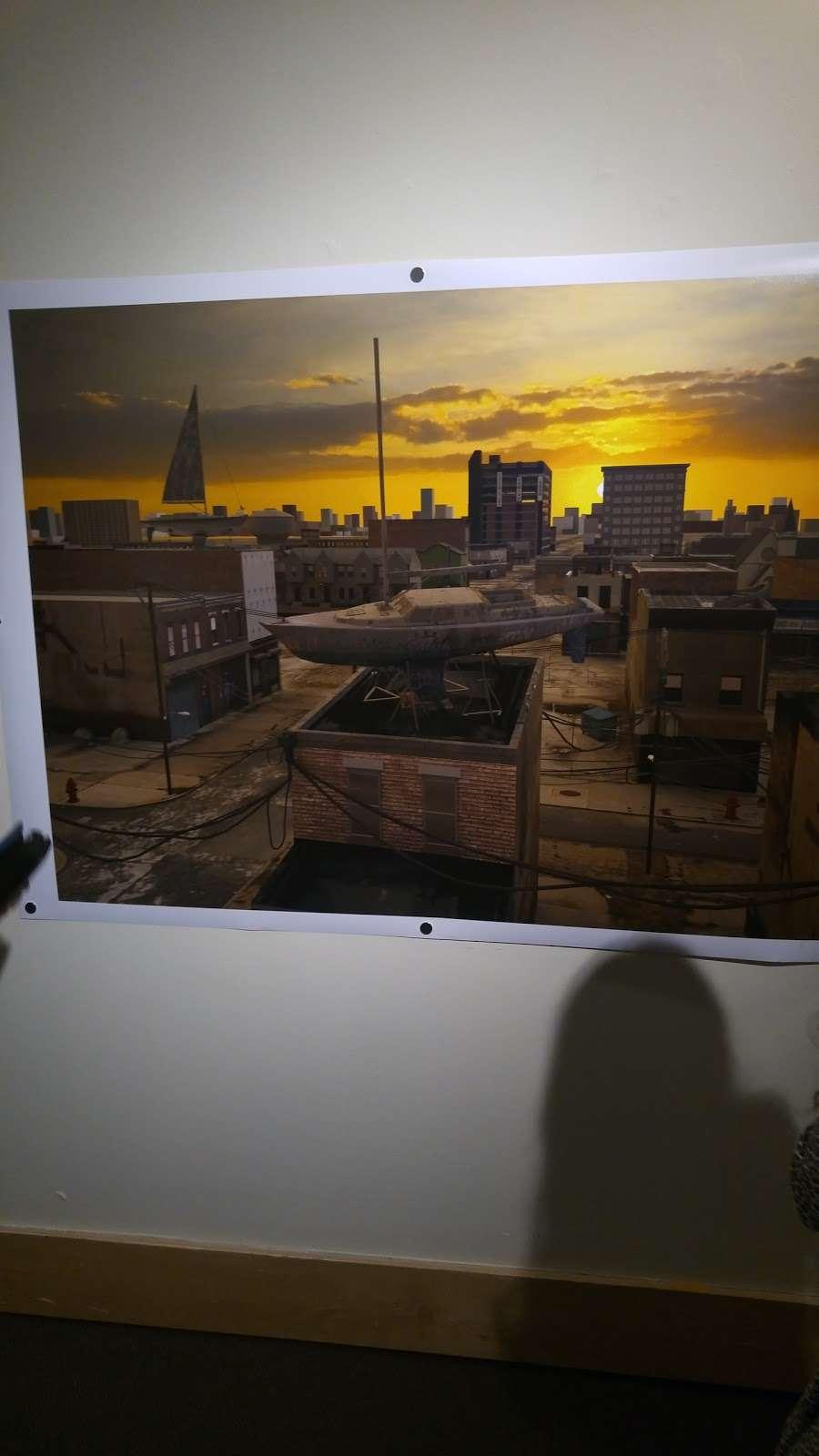 Stedman Gallery - art gallery    Photo 8 of 10   Address: N 3rd St & Pearl, Camden, NJ 08102, USA   Phone: (856) 225-6350