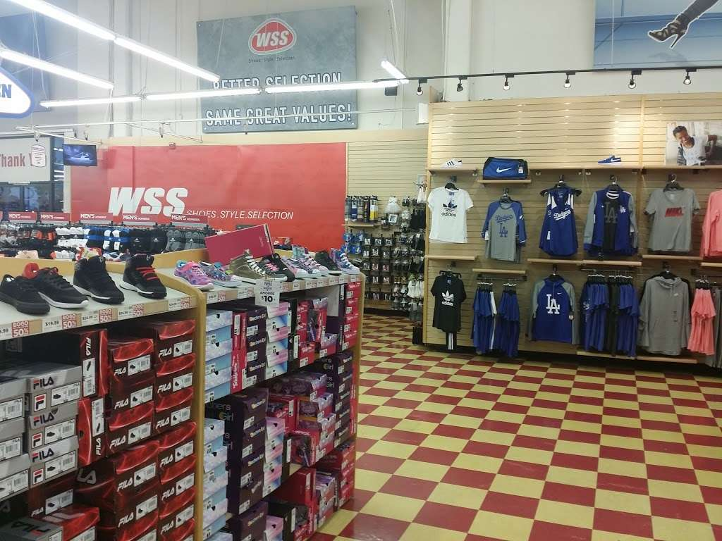 WSS - shoe store    Photo 3 of 10   Address: 20310 S Wilmington Ave, Compton, CA 90220, USA   Phone: (310) 537-4617