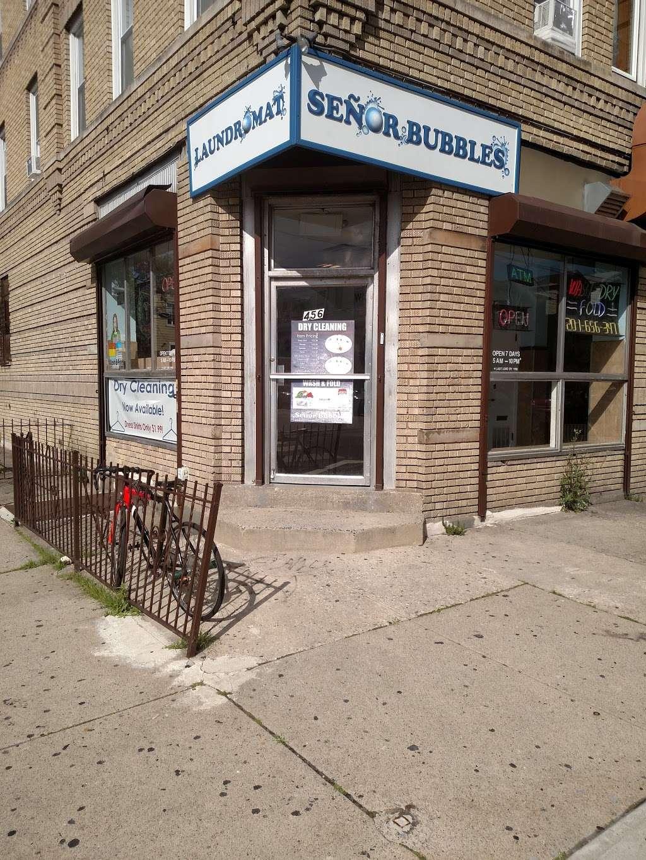 Senor Bubbles Laundromat & Dry Cleaner - laundry  | Photo 5 of 10 | Address: 456 Baldwin Ave, Jersey City, NJ 07306, USA | Phone: (201) 656-3471