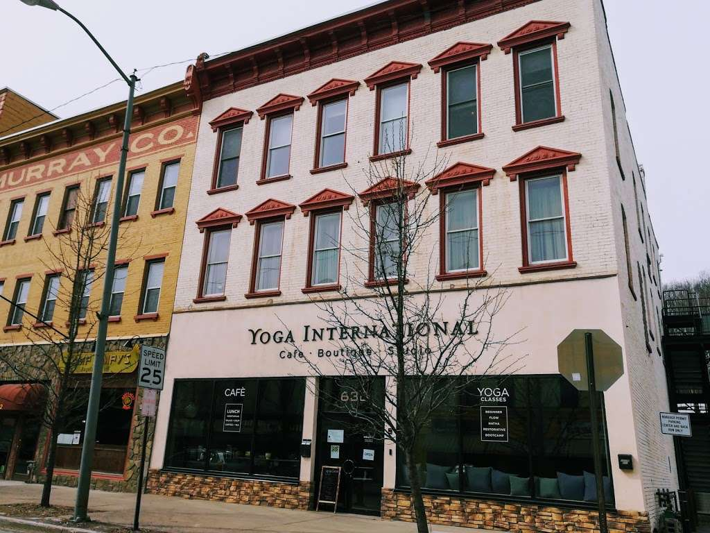 Yoga International - cafe  | Photo 4 of 10 | Address: 630 Main St, Honesdale, PA 18431, USA | Phone: (570) 431-9642