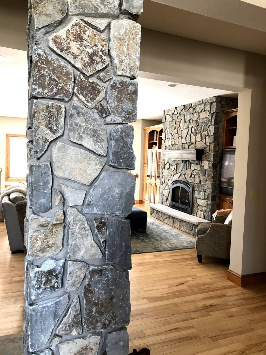 Custom Fireplace & Chimney Care - home goods store    Photo 8 of 8   Address: 9696 University Ave NW, Coon Rapids, MN 55448, USA   Phone: (763) 267-1499