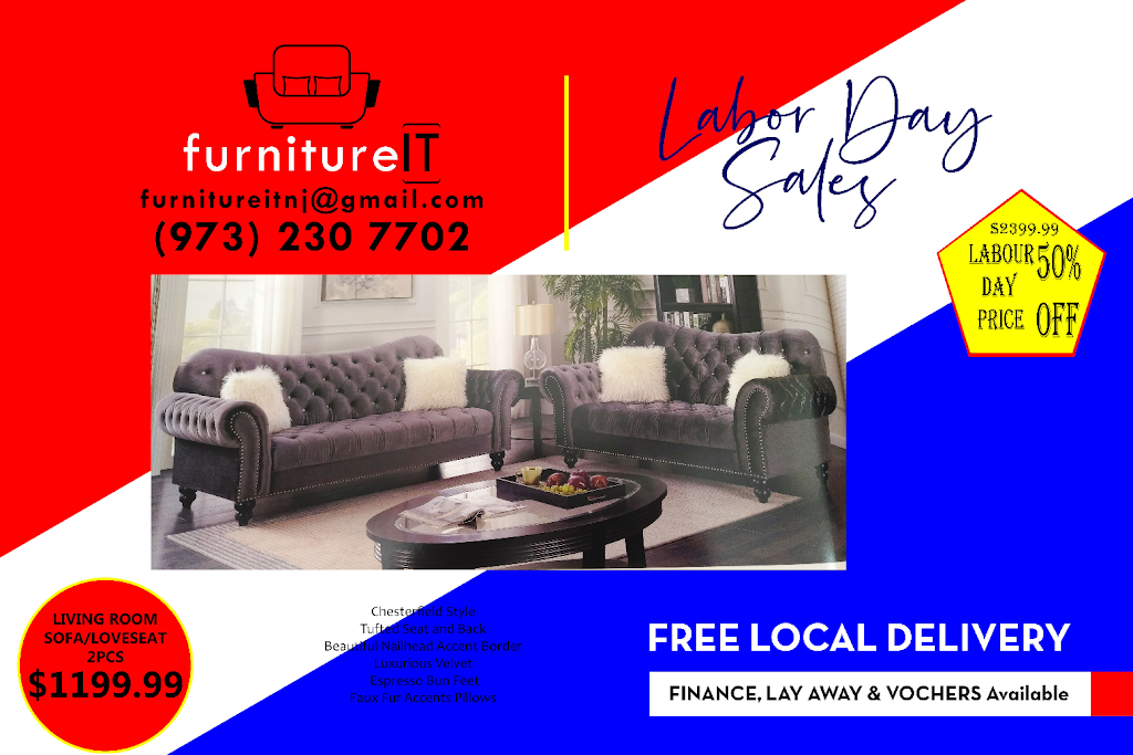 Furniture IT - furniture store  | Photo 7 of 10 | Address: 548 Springfield Ave, Newark, NJ 07103, USA | Phone: (973) 230-7702