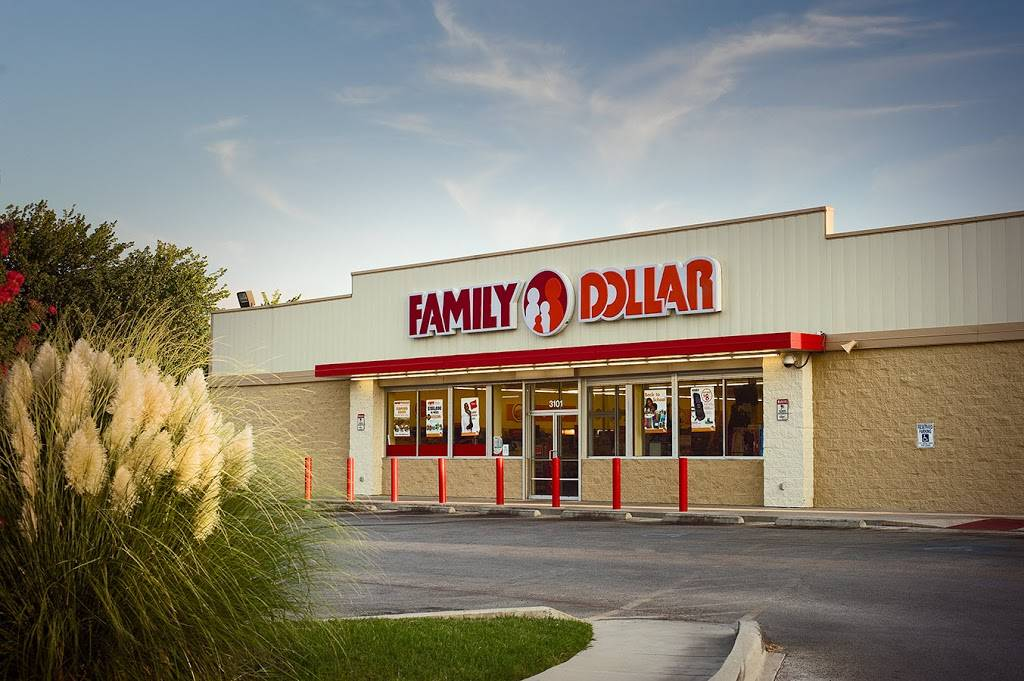 Family Dollar - supermarket  | Photo 1 of 2 | Address: 1443 N Mingo Rd, Tulsa, OK 74116, USA | Phone: (918) 779-3643