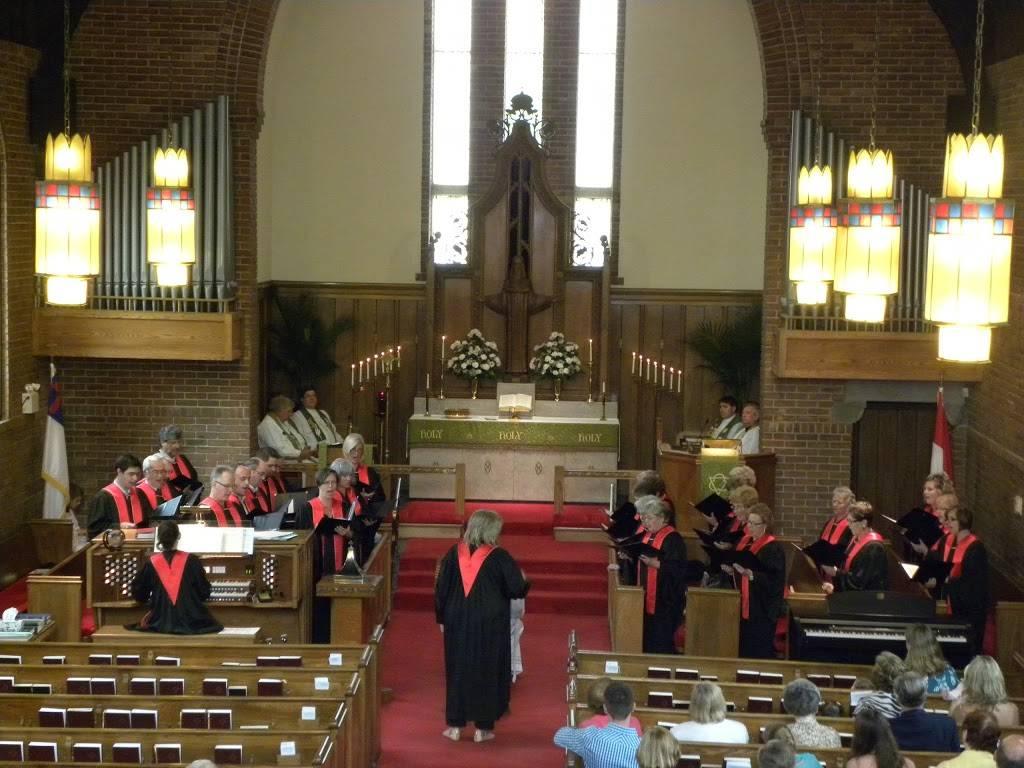 First Lutheran Church LC-C - church  | Photo 3 of 10 | Address: 160 Giles Blvd W, Windsor, ON N9A 6G9, Canada | Phone: (519) 256-2667
