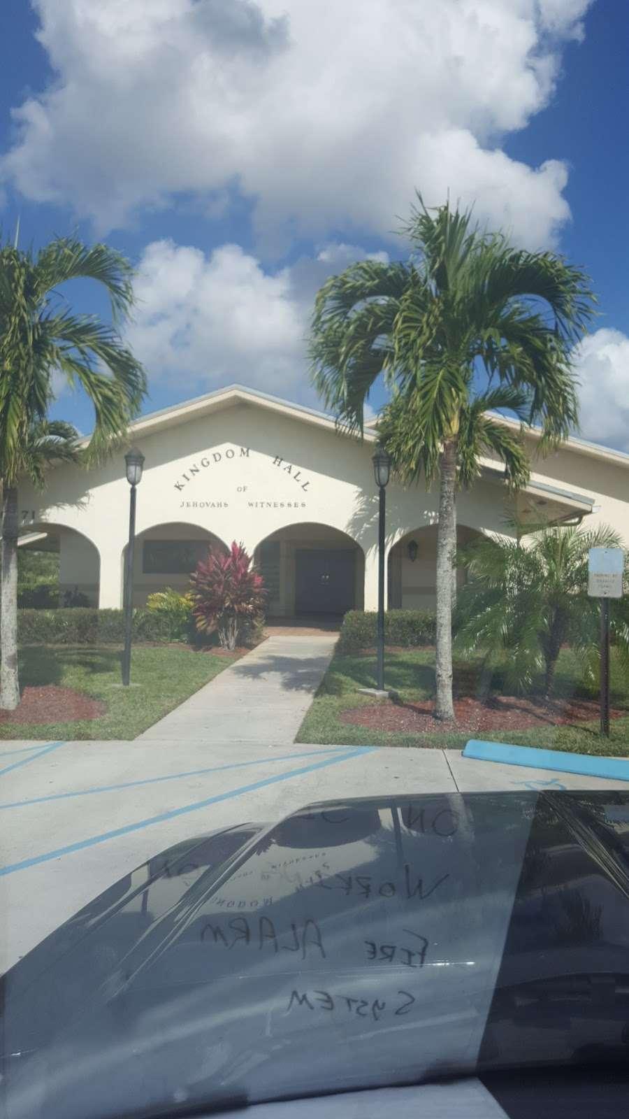 Kingdom Hall of Jehovahs Witnesses - church  | Photo 1 of 3 | Address: 16571 Velazquez Blvd, Loxahatchee, FL 33470, USA | Phone: (561) 790-2804