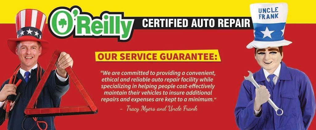 Frank Myers Auto Maxx Service & Repair - car repair  | Photo 9 of 10 | Address: 4200 N Patterson Ave, Winston-Salem, NC 27105, USA | Phone: (336) 831-0656